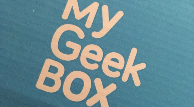 Dee Reviews – MyGeekBox